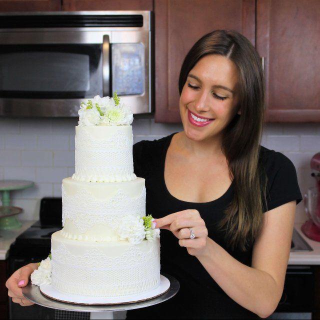 Design Your Own Wedding Cake: Making Your Own Wedding Cake