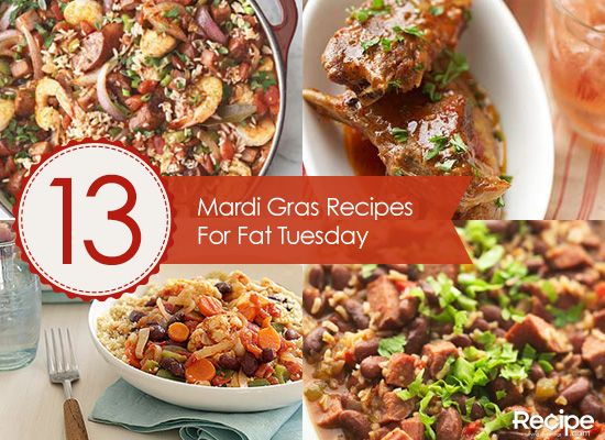 13 great mardi gras recipes for fat tuesday mardi gras pinterest 13 great mardi gras recipes for fat tuesday forumfinder Choice Image