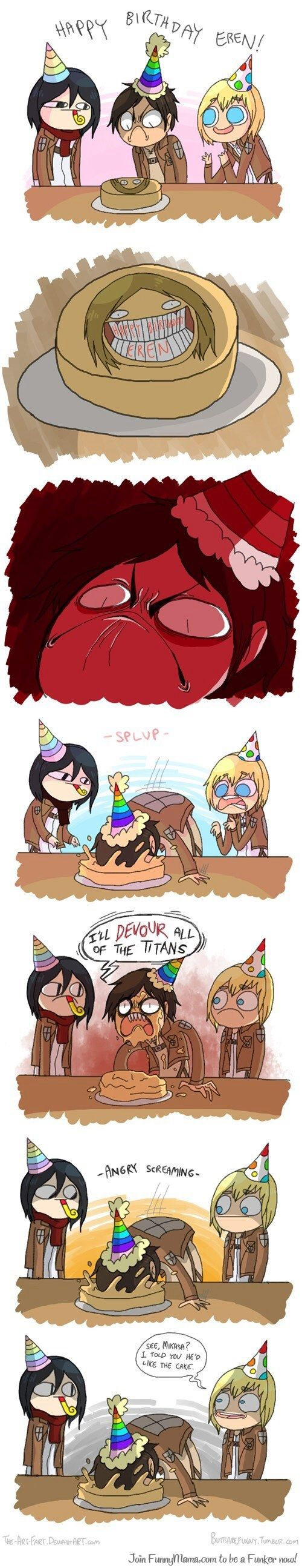 Happy Birthday Eren