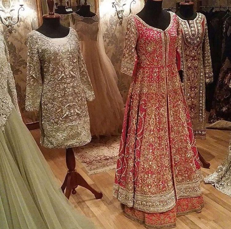 Pakistani Wedding Ideas: Pakistani Bridal Dresses, Indian