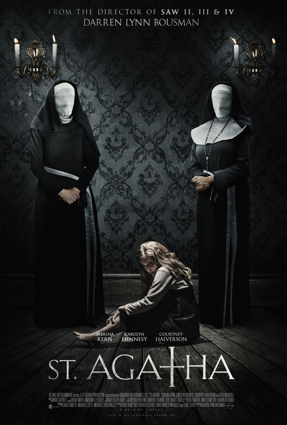 St Agatha New Movie Poster And New Pictures Https Teaser Trailer Com Movie St Agatha Stagatha Stagat Best Horror Movies Thriller Movies Saint Agatha