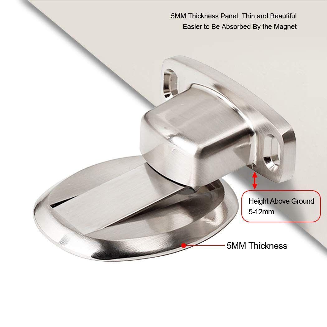 GGIENRUI Magnetic Door Stopper Steel Door stopper …