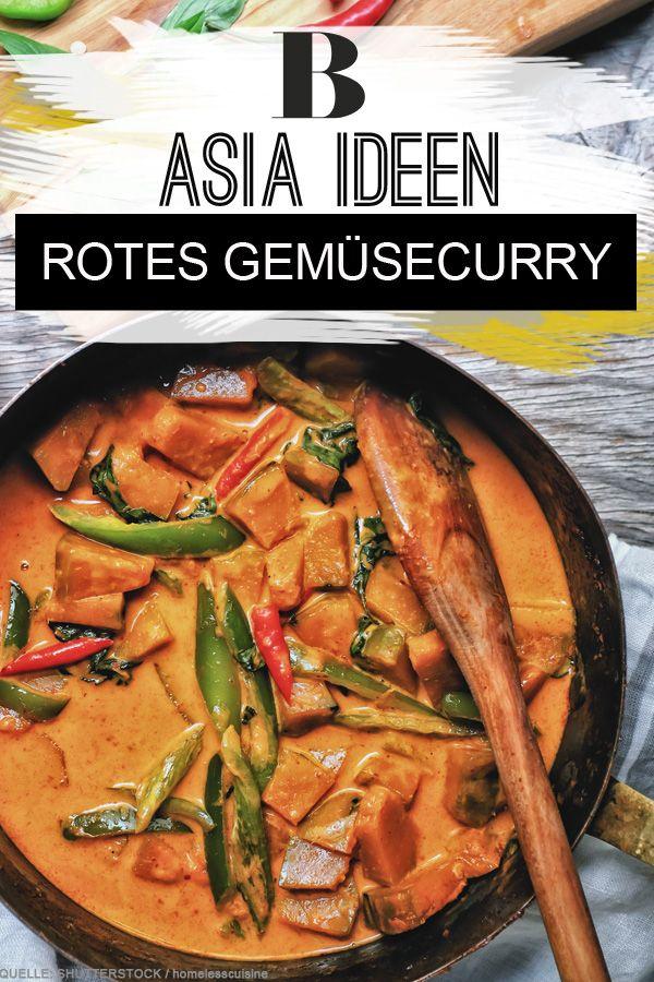 Asiatische Küche Rezepte Einfach | Asiatische Kuche Die Besten Rezepte Essen Salzig Pinterest
