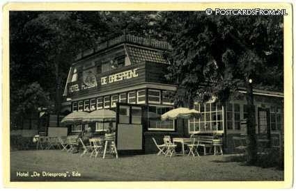 Hotel de Driesprong Ede