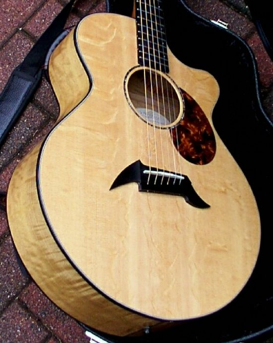 Gorgeous Breedlove Jumbo Acoustic Guitar Guitar Acoustic Guitar Cool Guitar