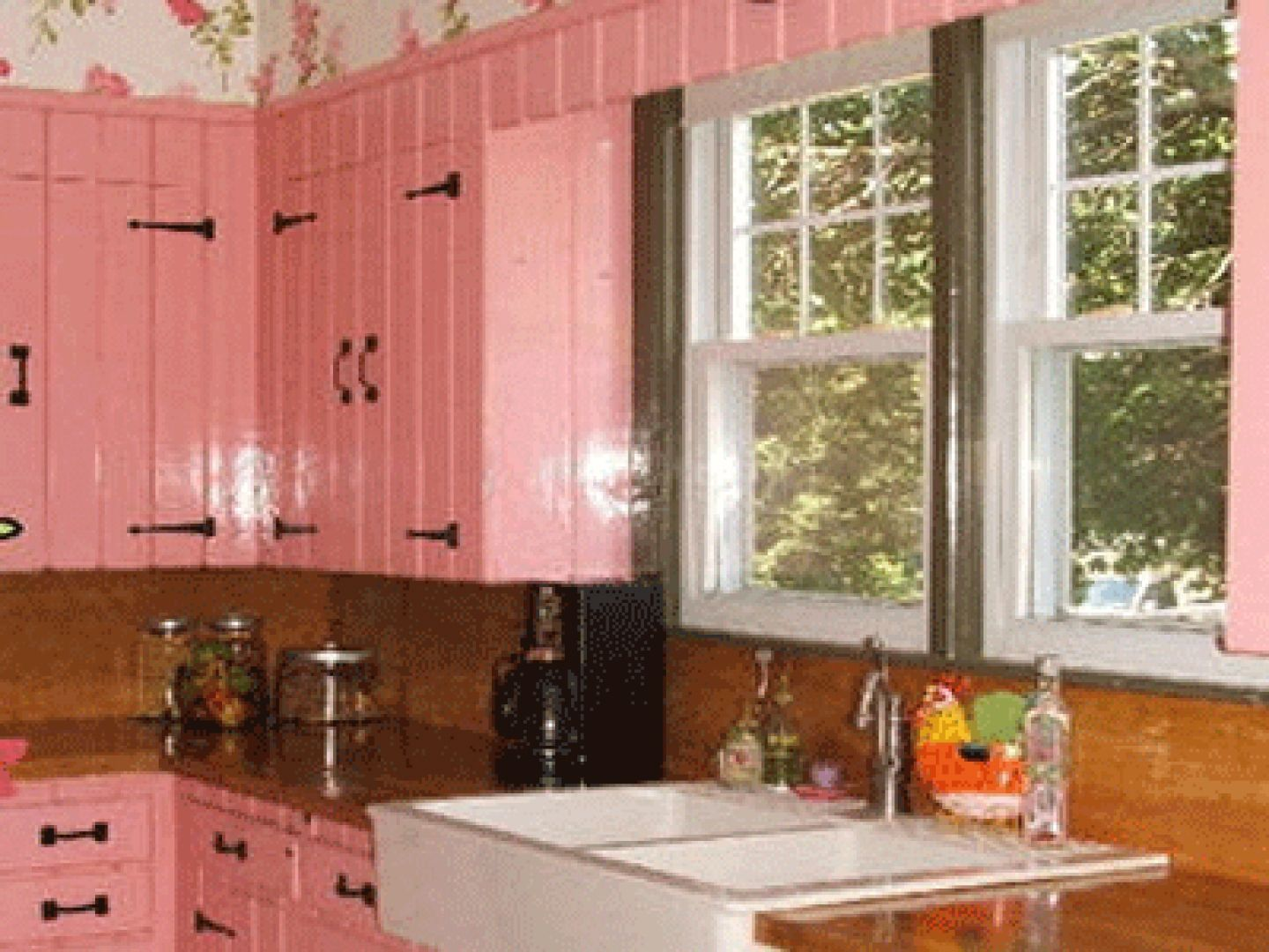 Unique kitchen cabinet colors - Image Result For Different Wall Colors With Oak Cabinets Kitchen