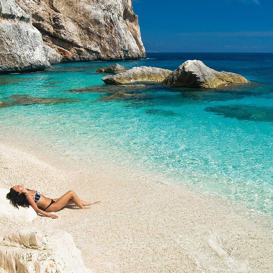 It's travel time and today #Zeybra Travel takes you to Cala Mariolu, Sardinia. #Discover the #world with us and tag your photos with #zeybratravel to be featured. zeybra.com #swimsuit #luxurybrand #nature #travel