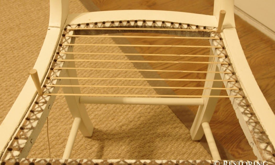 Do You Have Damaged Antique Caned Chairs That Are In Need Of