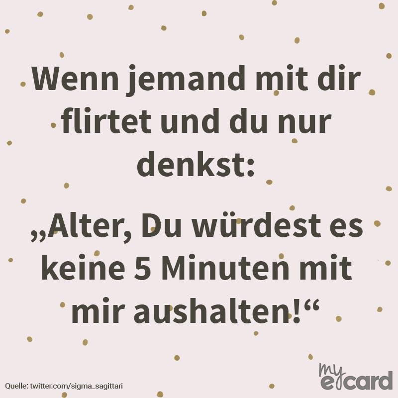 flirten im alter)