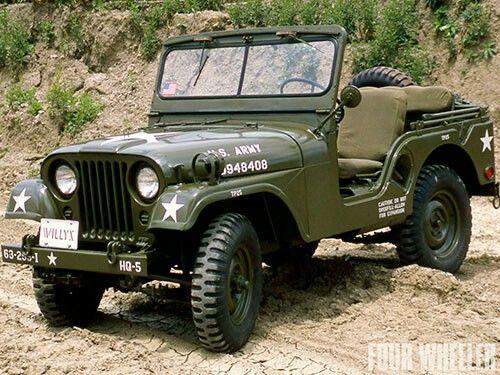 Pin De Sebastianr En Jeep Ika Carros Militares Jeep Remolques