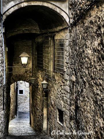 El Call Jueu De Girona Braavos Braavos Spain Iberian Peninsula