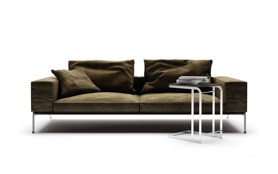 Flexform Lifesteel Sofa Design Antonio Citterio Sofa Flexform