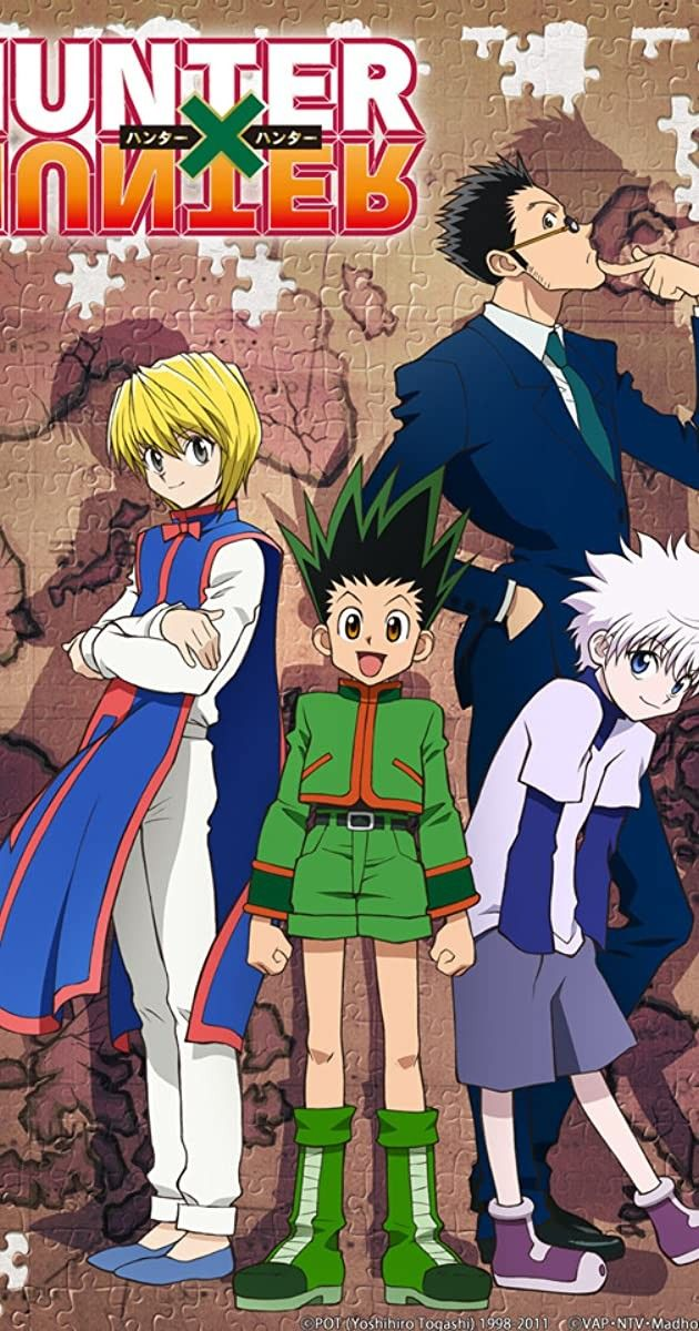 Main base in 2020 Hunter x hunter, Anime dubbed, Animes