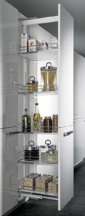 Cocinas peque as c mo aprovechar el espacio cocina for El mueble cocinas pequenas