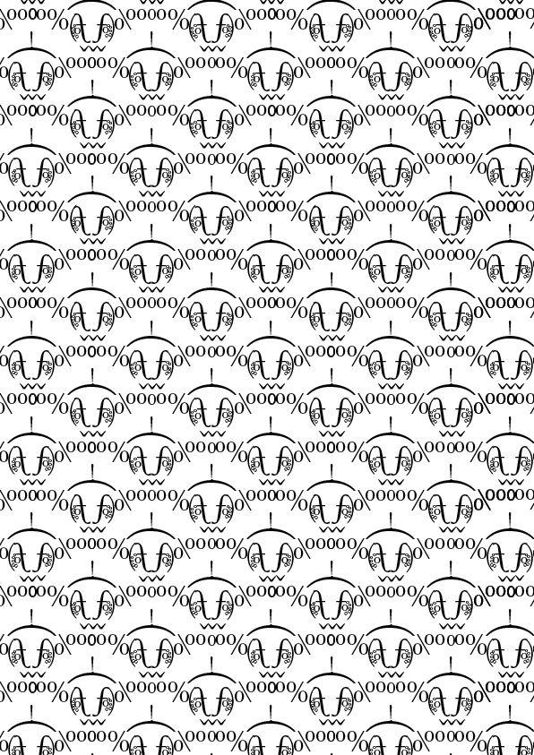 Weiss || Emil Rudolf Weiss || 1924 || C a r n e v a l e s c o || Ho utilizzato delle forme che ricordano una maschera carnevalesca