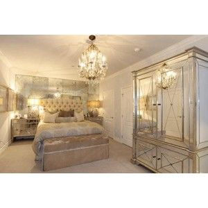 Hayworth Collection At Pier 1 Imports Mirrored Bedroom Furniture