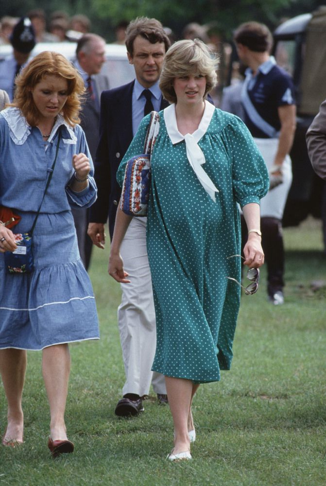Image result for princess diana Pregnant with Prince William, 1981