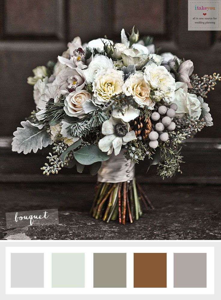 Choosing The Ideal Winter Wedding Flowers | itakeyou.co.uk ...