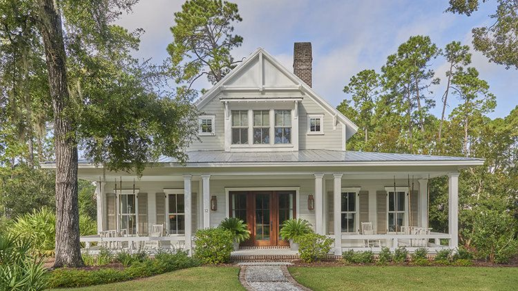 House Plans The Sweetest Lowcountry Farmhouse Southern House Plans Best House Plans Southern Farmhouse