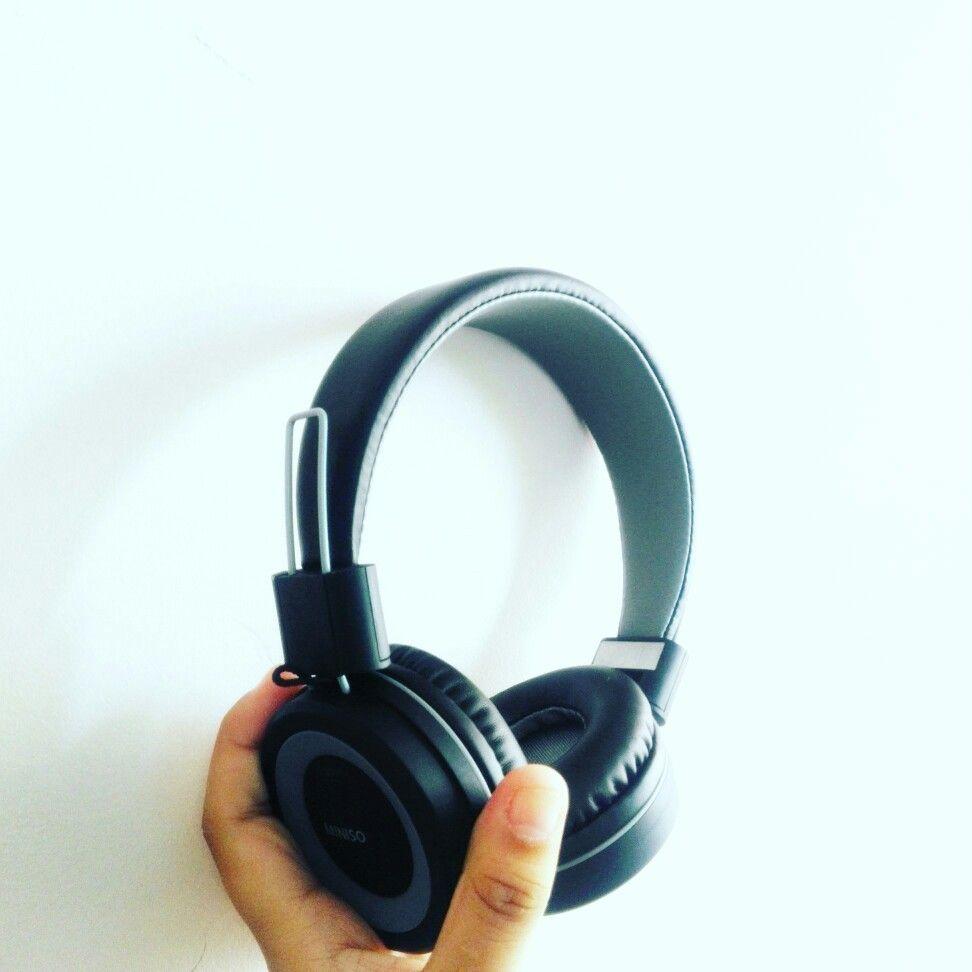 28c34509bea miniso #minisoph #headphones #clarendon #clarendonfilter | Instagram ...