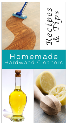 Homemade Hardwood Cleaners Floor Cleaner Recipes Diy