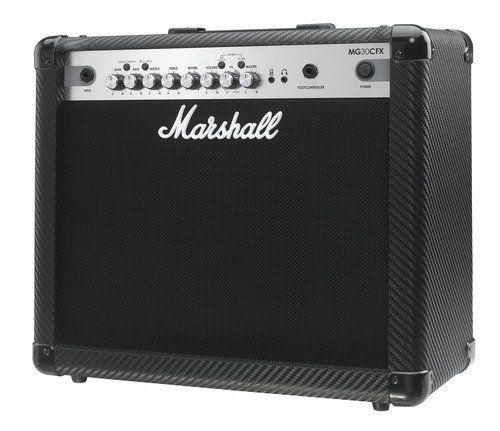 Marshall Mg4 Carbon Series Mg30cfx 30 Watt Guitar Combo Amplifier 1x10 Combo With 4 Programmable Channels Effec Guitar Amp Best Acoustic Guitar Mini Amplifier