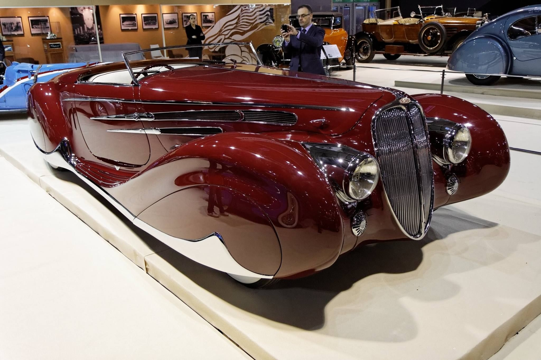1939 Delahaye 165 Cabriolet Cars Pinterest Cars