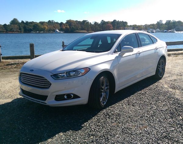 Car Review 2014 Ford Fusion Mom Knows It All Ford Fusion
