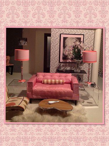 Penthouse Pink | Pinterest | Penthouses, Miniatures and Dioramas