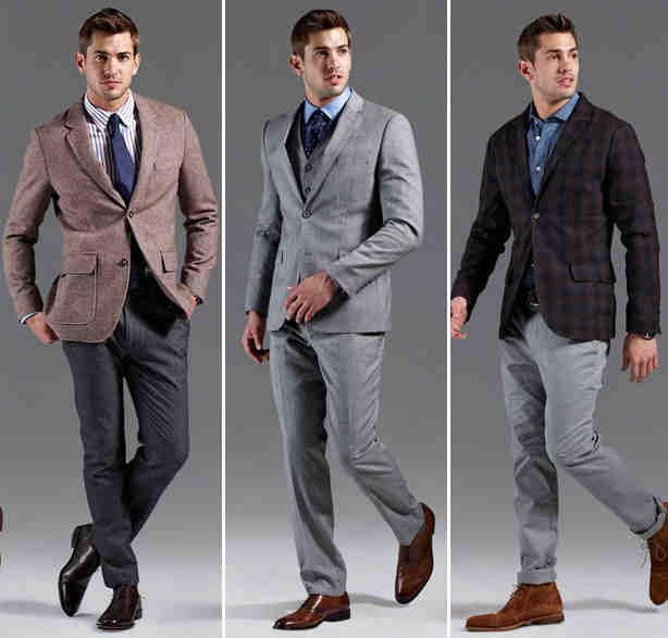 What to Wear to Work this Fall | Men's fashion