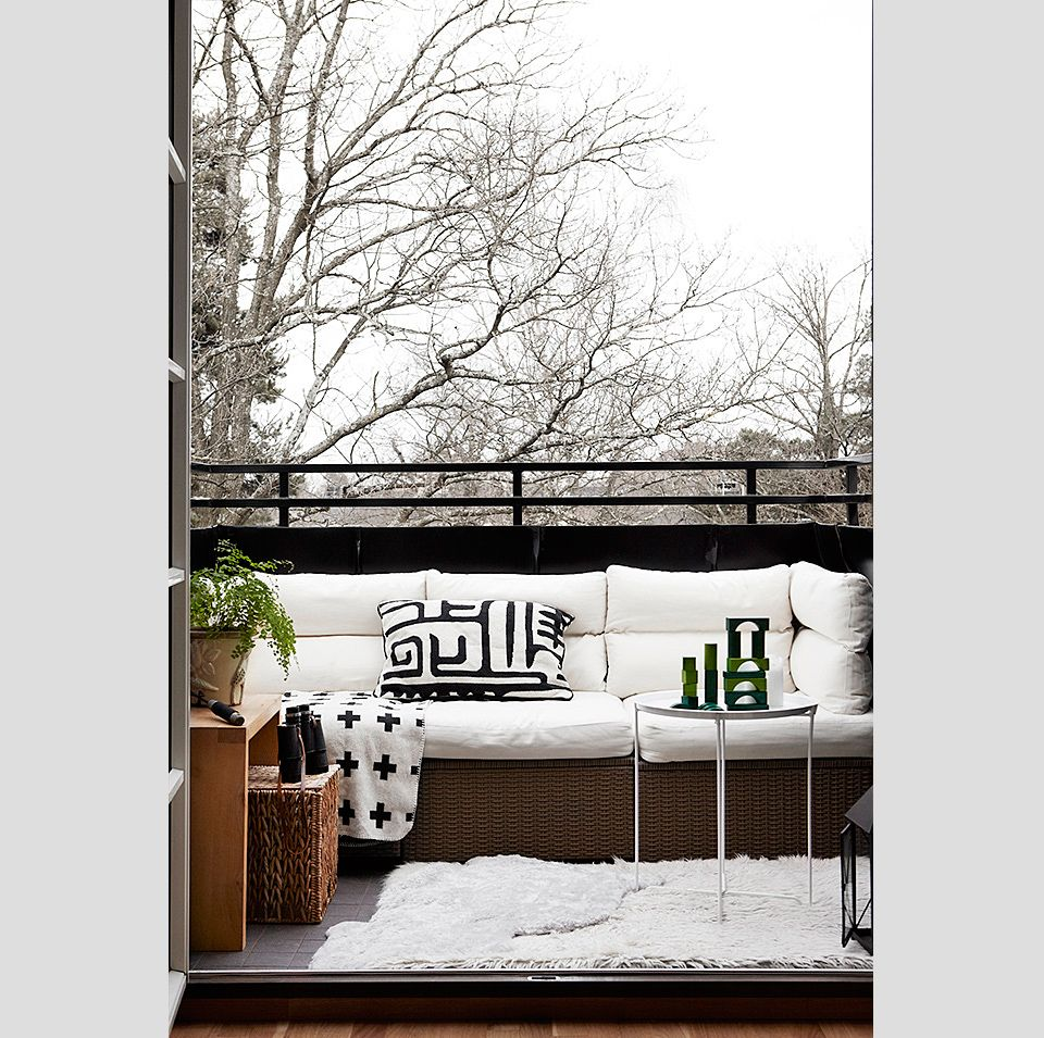 Balkongestaltung Winter Ff Finds Home Interior Apartment Balcony Decorating