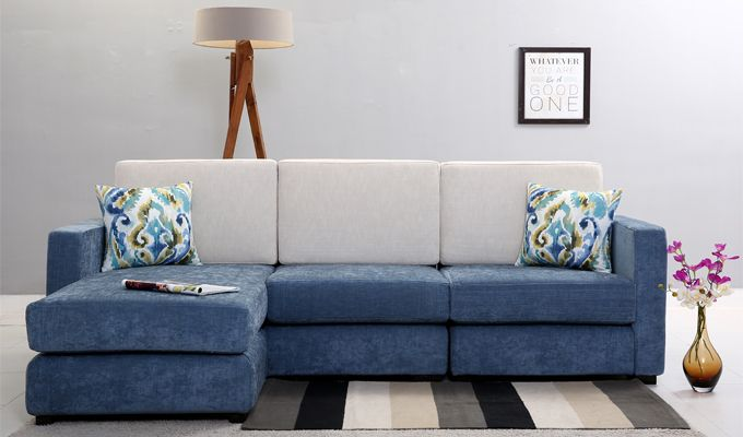 Corner Sofa Carbine L Shape Fabric Sofa Blue Https Www Woodenspace Co Uk Carbine L Shape Fabric Sofa Buy L S L Shaped Sofa Corner Sofa Sale Sofa Design