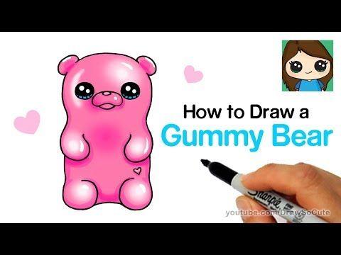 Draw So Cute Youtube Drawing In 2019 Pinterest Cute Drawings