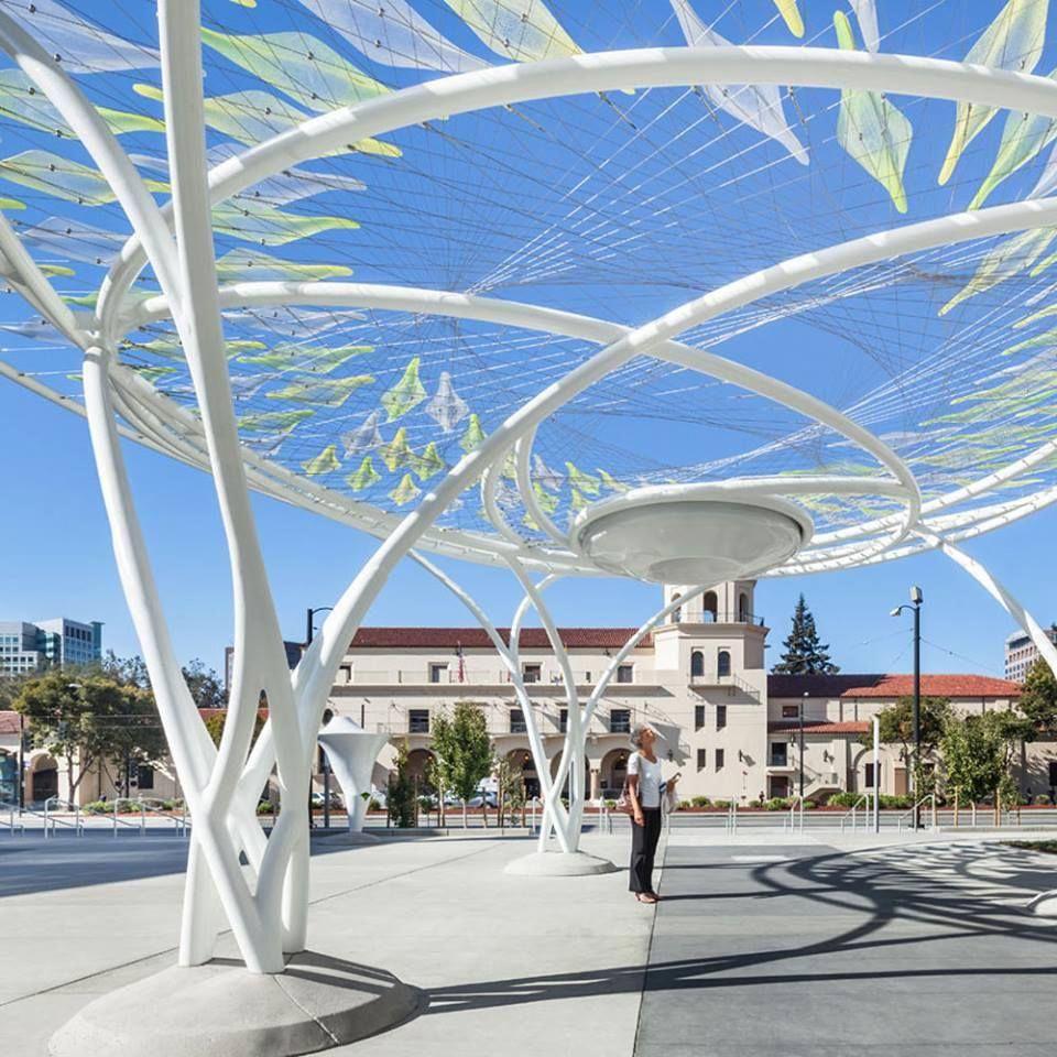 Idea Tree, San Jose McEnery Convention Center, San Jose