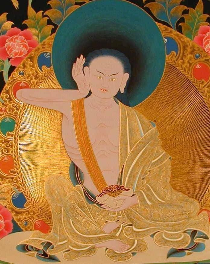 "Non-Deceiving. ""My religion is not deceiving myself."" —Milarepa, the 2nd Century Tibetan sage"
