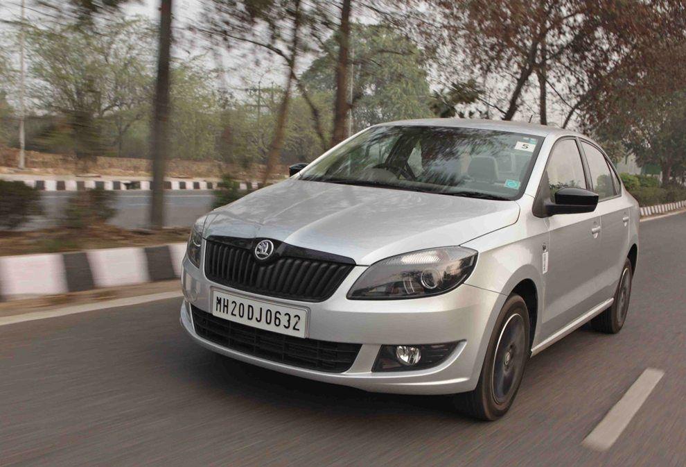 The Skoda Rapid DSG is among few diesel autos below 15 lakh