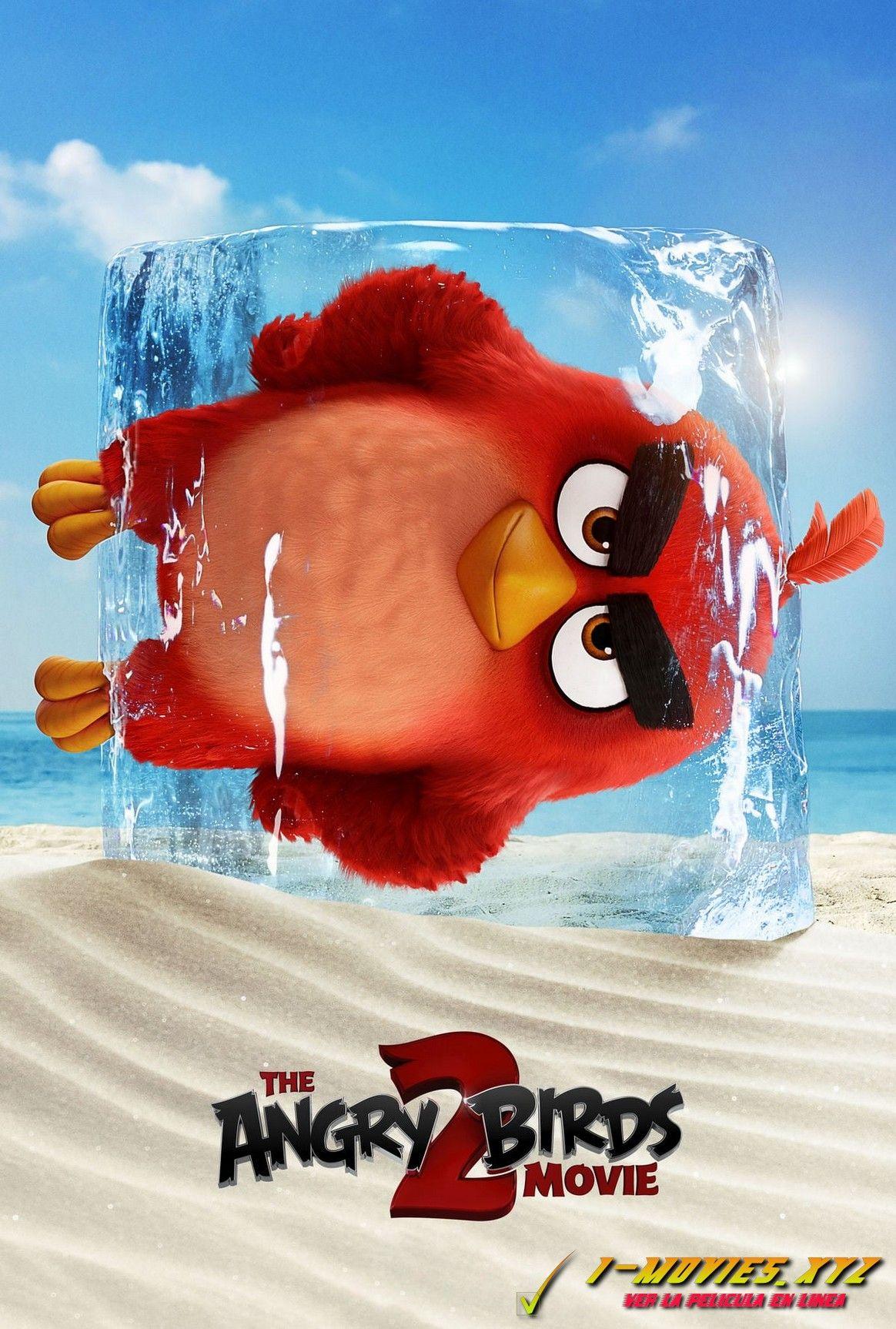 Ver Pelicula Angry Birds 2 La Pelicula En Castellano Angry Birds Movie Angry Birds Angry Birds 2 Movie