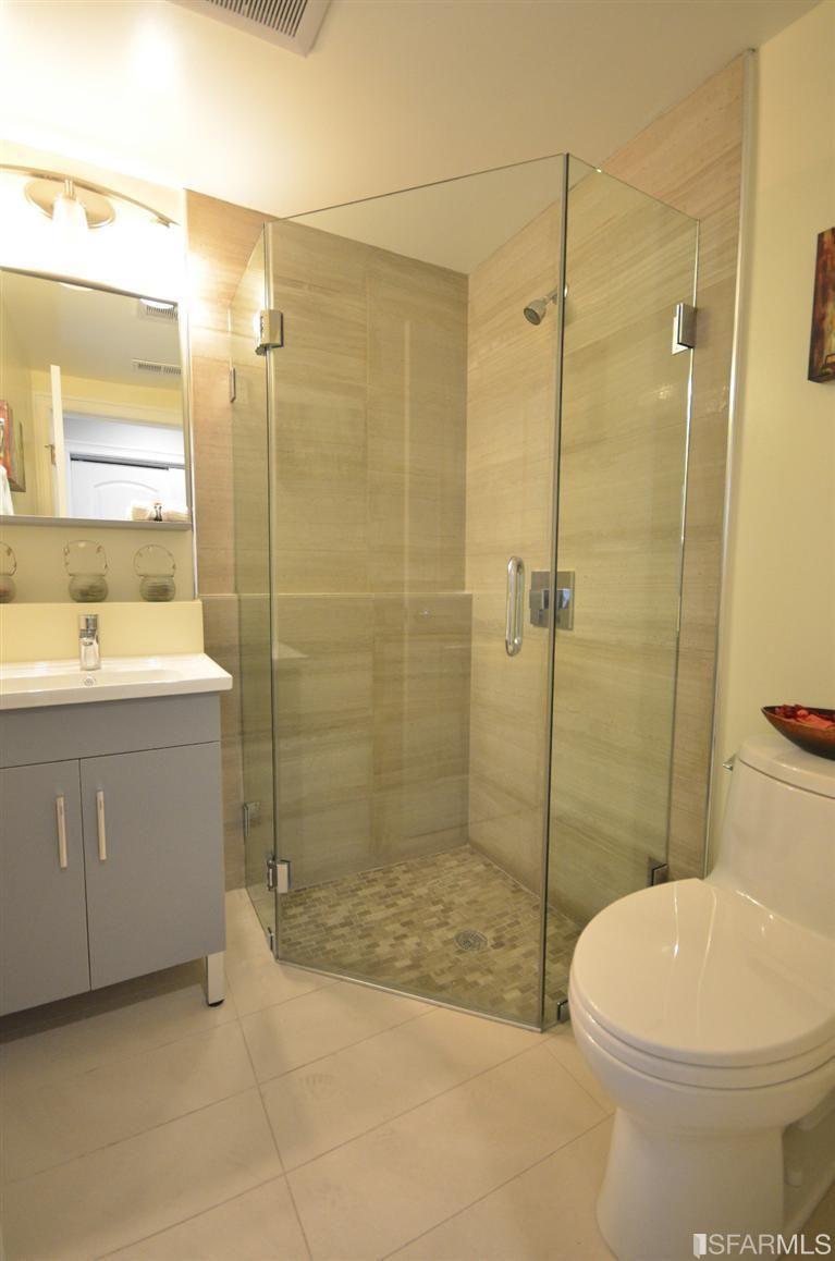 Corner Shower Tight Space Bathrooms Remodel Small Bathroom