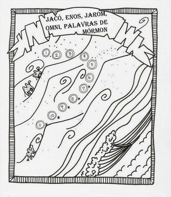 Meu Pequeno Raio De Sol: DESAFIO DE LEITURA - LIVRO DE MÓRMON