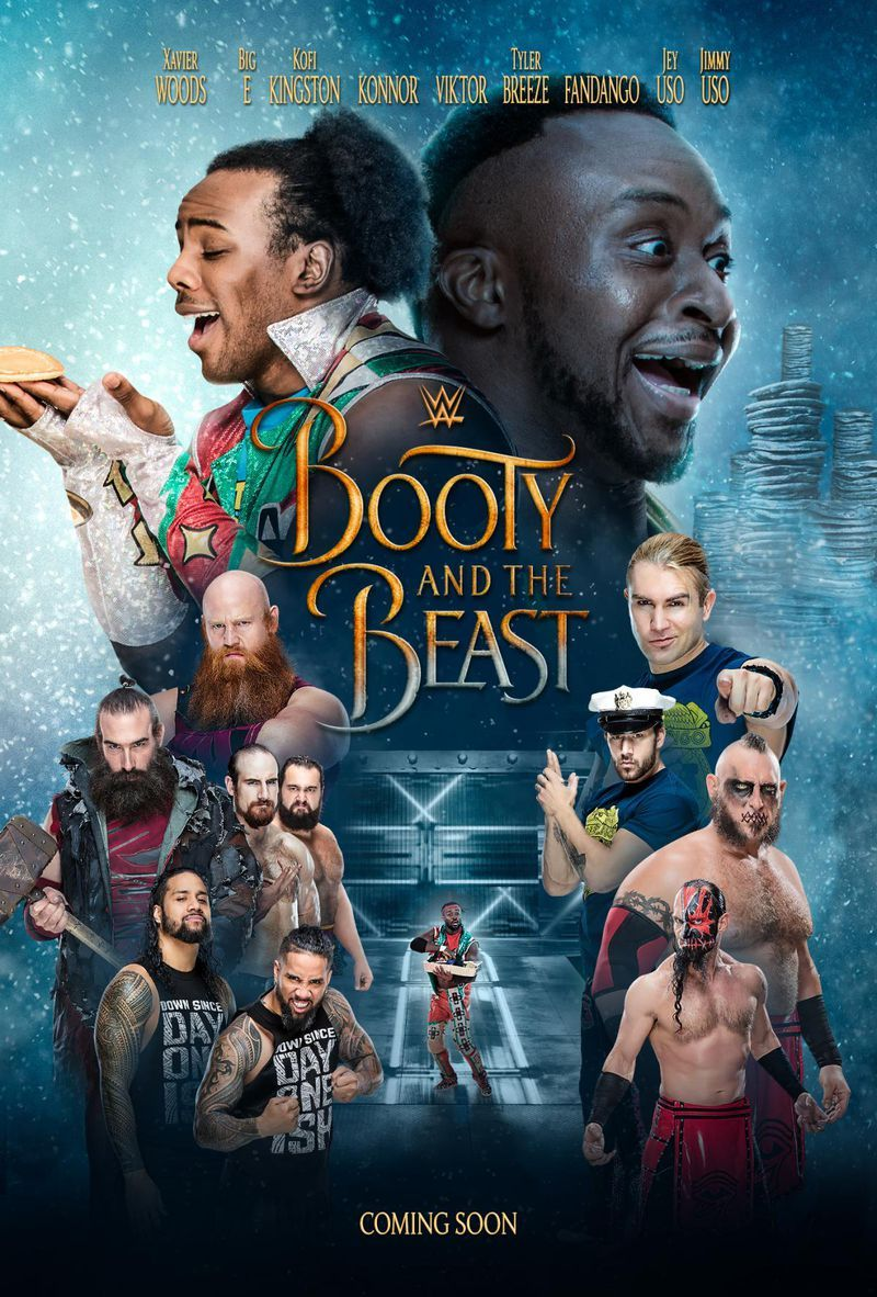 These WWE poster parodies of 2018 Oscars nominees are too good ...