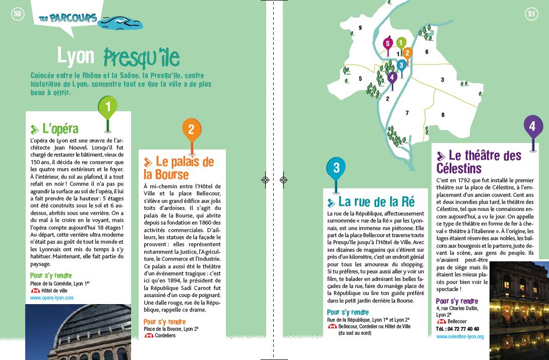 Graines de Voyageurs Lyon - ©Editions Graine2