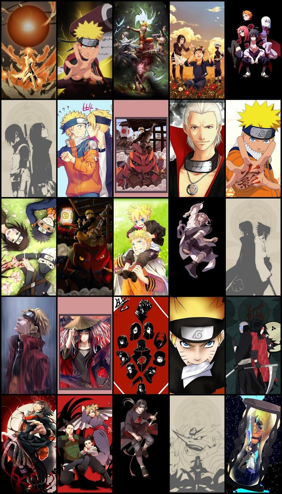 Naruto Wallpaper Pack For Android Mobile Phone Part 04 Naruto Wallpaper Mobile Phone Logo Anime Wallpaper