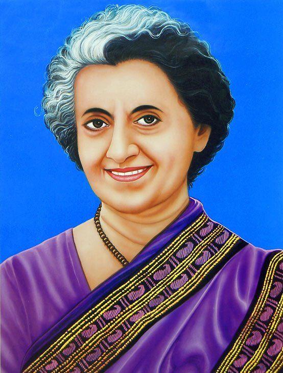 002 Indira Gandhi Jayanti is Celebrated birth anniversary of