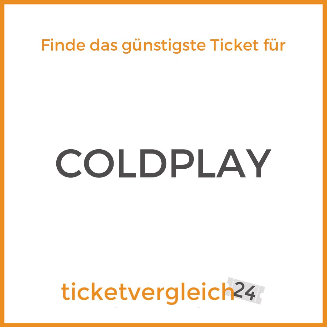 Coldplay kommen nach Deutschland!! München, Berlin, Leipzig ...