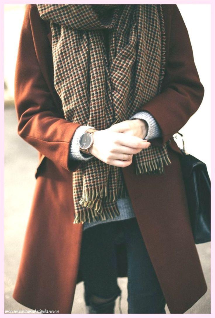 Neuen : Deze oversized sjaal en roestvacht zijn de laatste tijd mijn absolute favorieten geworden .... ,