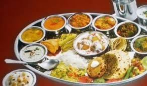 In India It S All About Food Eating Etiquette S You Must Know Indian Food Recipes Indian Wedding Food Food