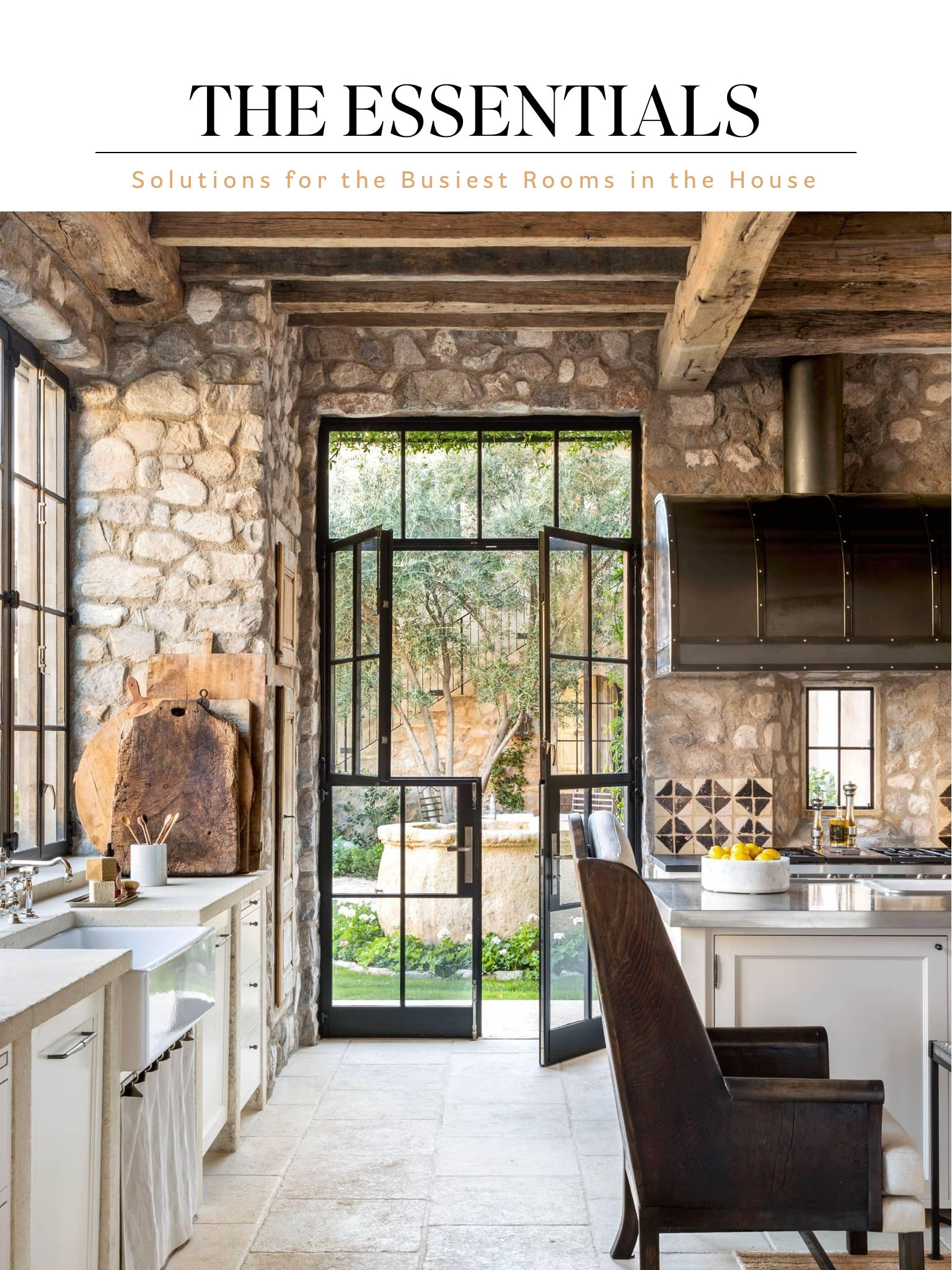 Kitchen Of The Month From House Beautiful November 2017 Read It On The Texture Country Cottage Kitchen Country Cottage Decor Farmhouse Kitchen Inspiration