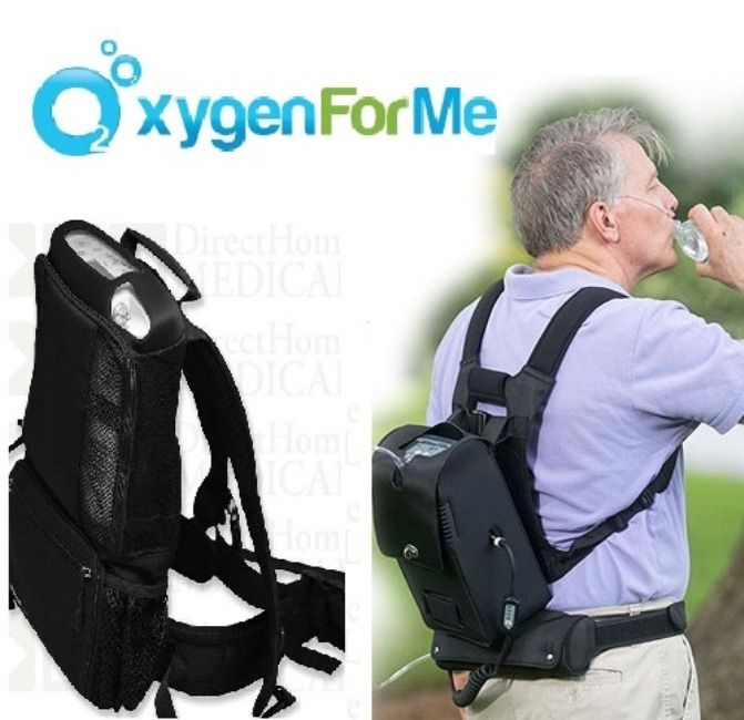 With our #Portable_Oxygen equipment, we offer you a ...