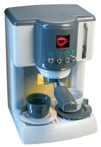 Espresso Machine 5 Toy Coffee