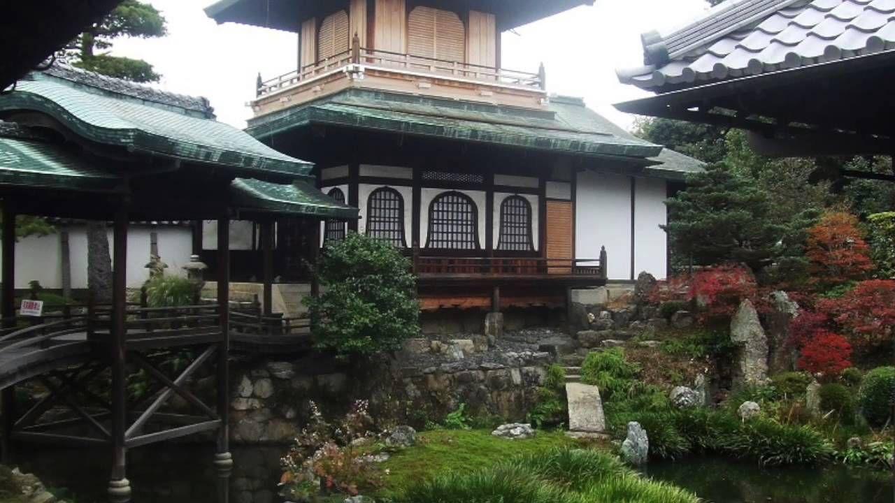 【Kyoto in Japan京都100名庭】大徳寺芳春院(Daitoku-ji Housyun-in)[ 100 elections of K...